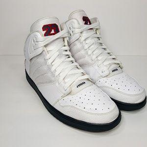 Nike Aif Jordan 1 Flight 4 Hi Top Sz 11